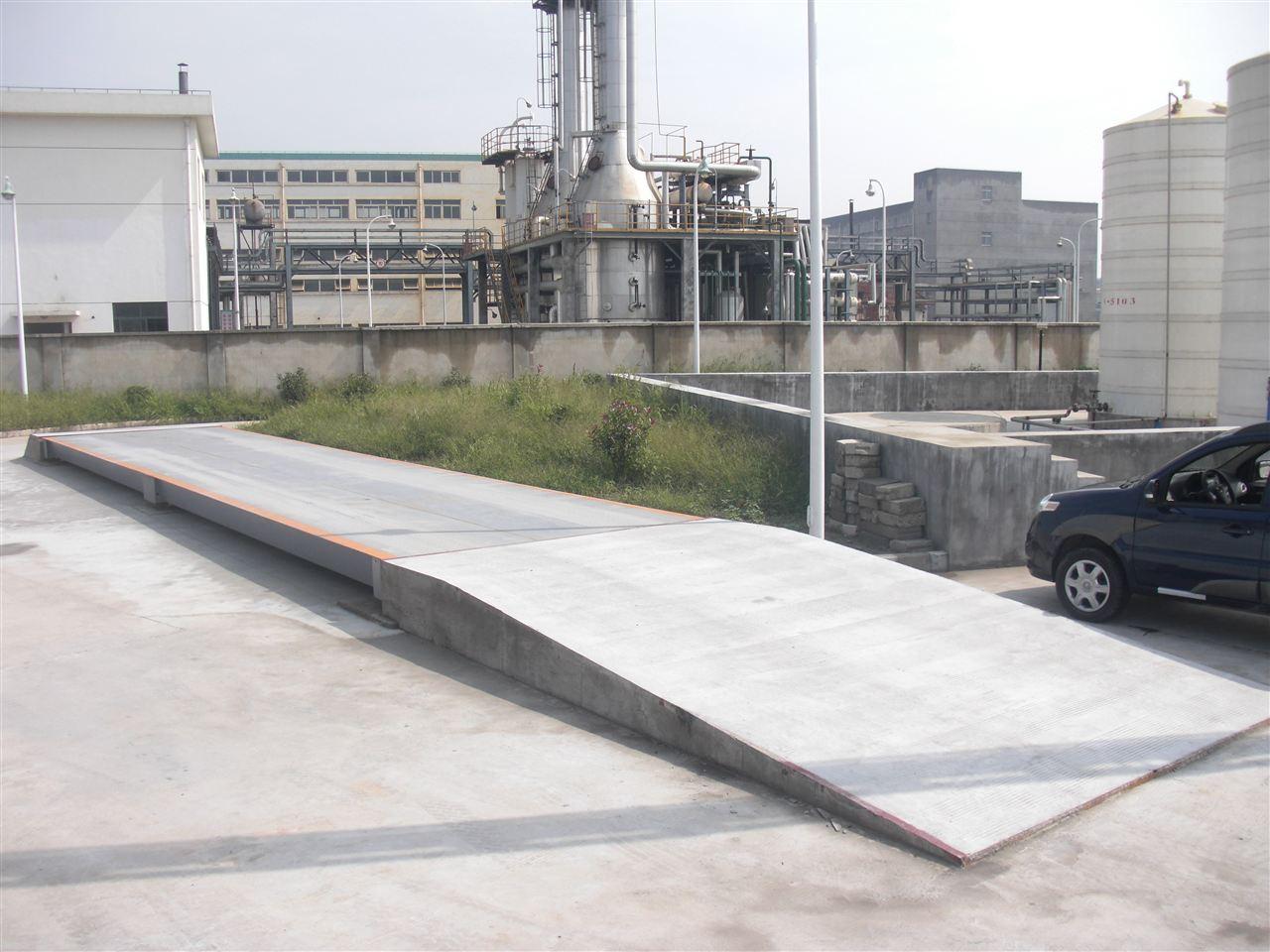 案例四|深圳地磅厂家|惠州地磅厂家